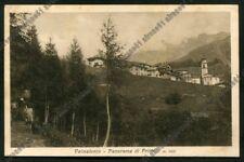 SONDRIO CHIESA IN VALMALENCO 88 PRIMOLO Cartolina