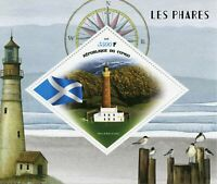 Lighthouses Stamps 2019 MNH Butt of Lewis Lighthouse Architecture 1v S/S