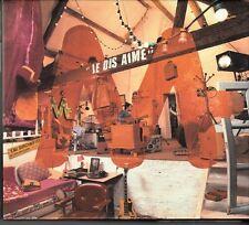 COFFRET 2 X CD (dont 1 scellé) ALBUM MATHIEU CHEDID *JE DIS AIME*