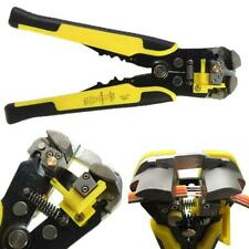 New -Na Automatic Professional Wire Striper Stripper Crimper Plier Terminal Tool
