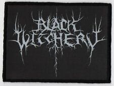 BLACK WITCHERY PATCH / SPEED-THRASH-BLACK-DEATH METAL