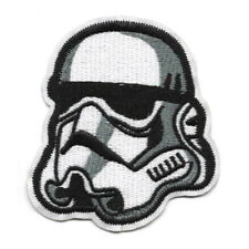 1 Écusson Brodé Thermocollant NEUF ( Patch ) - Star wars Stormtroopers