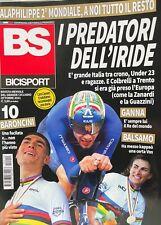 Rivista Bici BS Bicisport n 10 ottobre 2021 I Predatori Dell'Iride