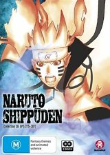 Naruto Shippuden: Collection 30 (Eps 375-387) NEW R4 DVD