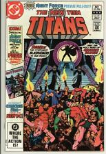 Tales Teen Titans 21 - 1st Brother Blood - High Grade 9.4 NM
