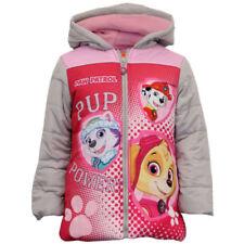 Manteaux, vestes et tenues de neige à manches longues en polyester pour fille de 5 à 6 ans