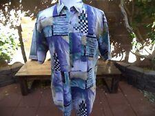 Expressions worldwide Hawaiian shirt size  L Nice!!