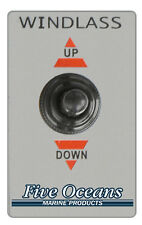 MARINE UP & DOWN CONTROL SWITCH FOR ANCHOR WINDLASS - FIVE OCEANS