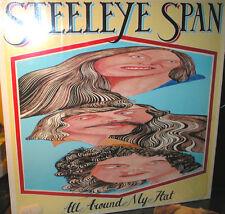 Steeleye Span - All Around My Hat - LP von 1980 - RI