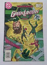 the green lantern corps # 221, 1988