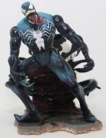 "ToyBiz 2002 Marvel Spider-Man Classics Venom w/ Alien Ooze Base Action Figure 7"""