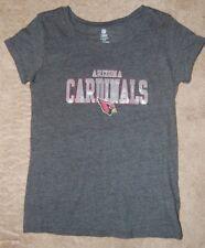 NFL Team Apparel Girls Size Large  (10/12) Arizona Cardinals T-shirt