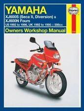 Yamaha XJ Paper Motorcycle Repair Manuals & Literature