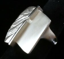 Lapponia silver ring made in Finland