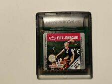 Barbie: Pet Rescue | Nintendo Game Boy Color EUR | carton