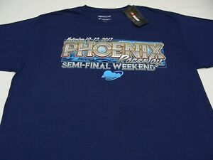 PHOENIX RACEWAY SEMI-FINAL WEEKEND 2017 - NASCAR - XL SIZE T SHIRT!