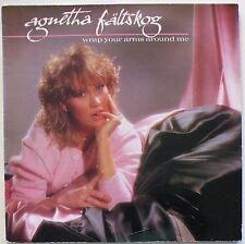 AGNETHA FÄLTSKOG 'Wrap Your Arms Around Me' (EPC 25505) Vinyl LP - VG+/VG+