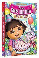 Dora The Explorer: Big Birthday Adventure [DVD], Very Good DVD, ,