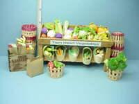 Miniature Jam Jars Trio Handcrafted  Teri/'s Mini Workshop 1//12th Scale