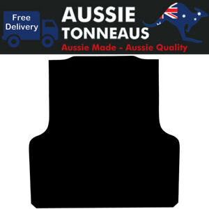 Ribbed Rubber Ute Mat for Isuzu D-Max Dual Cab (September 2020 to Current)