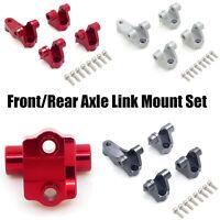 Tie Rod Front Rear Axle Link Mount for Traxxas TRX4 1/10 RC Car Aluminium Alloy