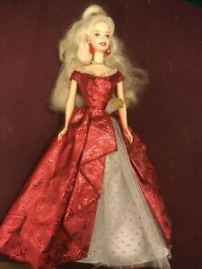 Target 35th Anniversary Barbie Doll Special Edition rare Collector 1997 Holiday