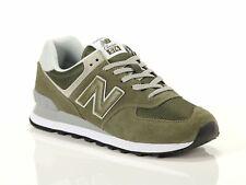 New Balance 574v2 Core, Sneaker Uomo - ML574EGO OLIVE SCARPA