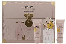 Marc Jacobs Daisy Eau So Fresh 3PC Gift Set 2.5oz EDT+ 2.5oz B/L+ 2.5oz S/G NIB