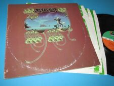 Yes / Yessongs (GER 1973, Atlantic ATL 60 045 (SD 3-100) ) - 3 LP