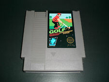 Golf (Nintendo NES) Great Condition