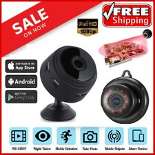 HD Mini Camera Wireless IP Home Security 1080P DVR Night Vision App Remote USA