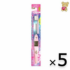 ☀[ 5pack set ] KISS YOU compact size medium ionic toothbrush
