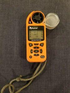 Kestrel Fire Weather Pro 5500