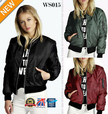 Unbranded Biker Jackets Spring for Women