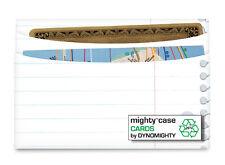 3 Raccoglitore ad anelli Mighty CARD CASE di Dynomighty