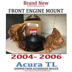2004- 2006 Acura TL GENUINE Front Engine Mount (50830-SDA-A04)