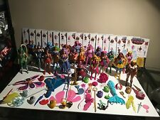 MOTU Masters of the Universe Classics Princess of Power Lot DISPLAYED ONLY