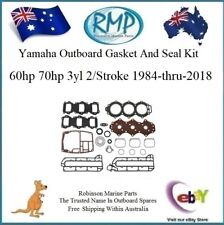 Quality Yamaha OUTBOARD Motor Power Head Rebuild Gasket Kit 60 HP 6h3-w0001-00