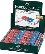 + Faber Castell vendo per chiusura attivita' LOTTO di n 11 gomme per cancellare