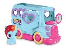 My Little Pony Rainbow Dash Friendship Bus by Playskool Brand New Sealed