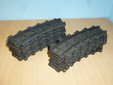 Railway RC 4385 Curved 12 Tracks for 5258 4010 4085 Playmobil 351