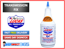 LUCAS OIL TRANSMISSION GEARBOX FIX STOPS SLIP CLEANS LUBRICATES LEAKS 710ml 009