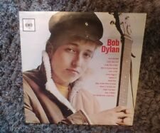 BOB DYLAN - First Album LP - Self Titled - 1962