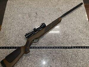 Gamo Bone Collector .177 CAL Maxxim Air Rifle, a-x
