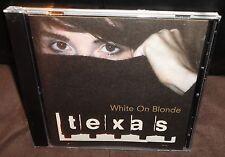 TEXAS - White On Blonde (CD, 1997)
