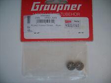 Graupner 4932.141 Kugellager für Spezial Kupplungsglocke 11 x 5 x 3 mm - 2 Stück