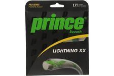 Prince Unisex Squash Lightning XX 17 Gauge String