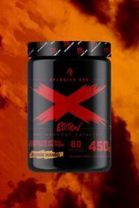 XPLOSIVEAPE X EDITION PRE WORKOUT 450g