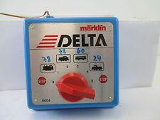 Märklin H0 6604 Delta Control Steuergerät Fahrgerät WT8449