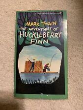 THE ADVENTURES OF HUCKLEBERRY FINN by Mark Twain (Signet Classic -1959) PB